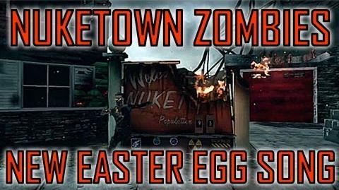 Video - Black Ops 2 New Nuketown Zombies Easter Egg | Call