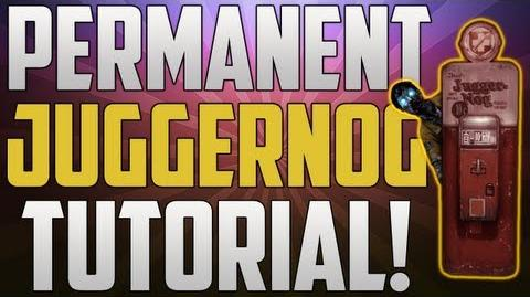 Black Ops 2 Zombies How To Get Permanent Juggernog On Tranzit! (BO2 Zombies Easter Egg Trick)