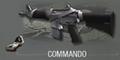 Commando pre-release BO