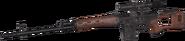 Dragunov Model MWR