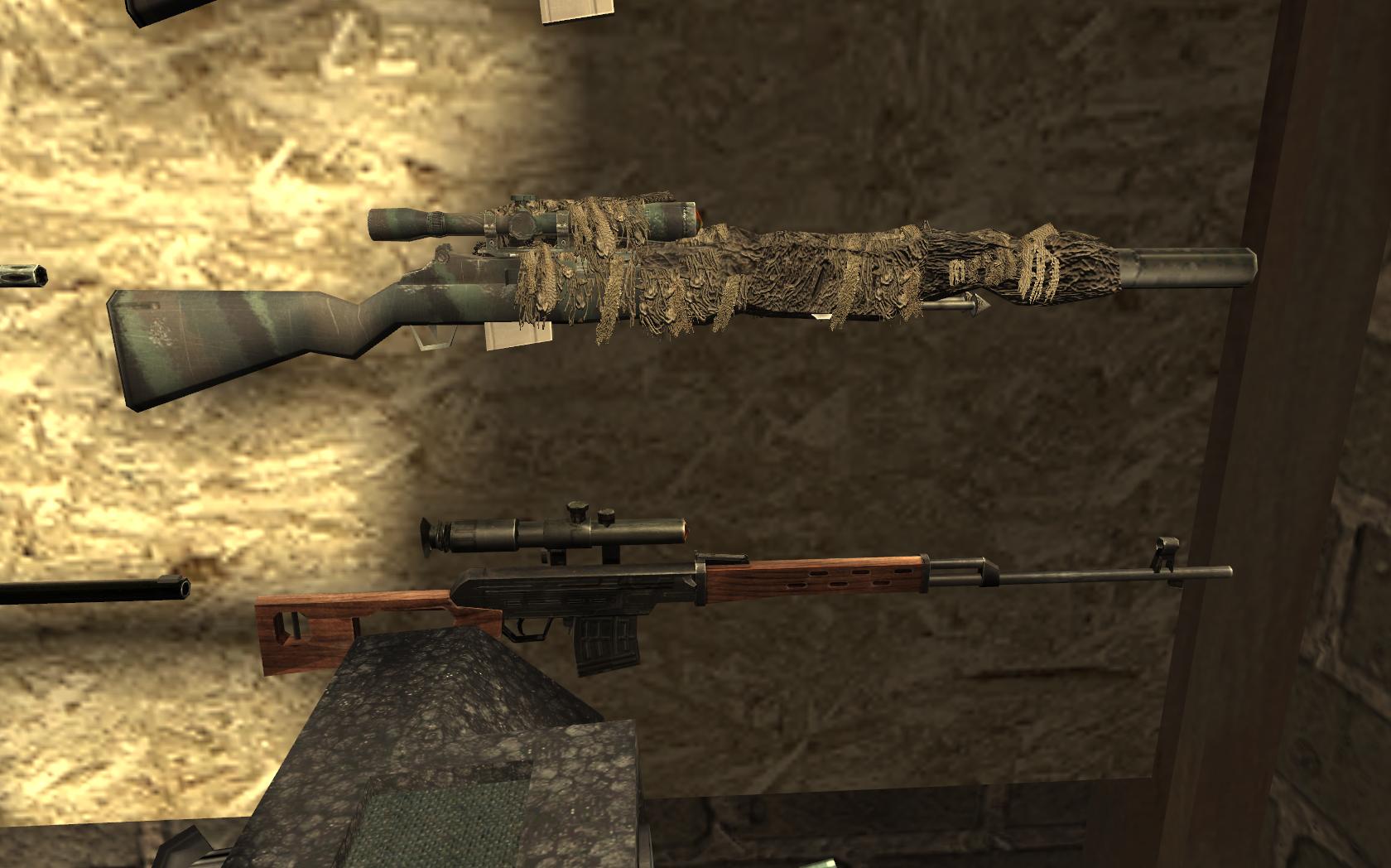 Category:Call of Duty: Modern Warfare 2 Sniper Rifles | Call