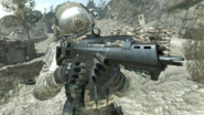 G36C Red Dot Sight Third Person MW3