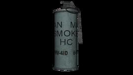 Granat dymny model cod2