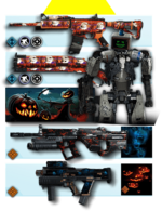 Halloween Scream Week 1 IW