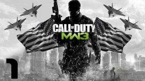 Call of Duty Modern Warfare 3 - Prologue