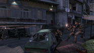 Loyalists in combat MW3