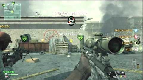 MW3- Search And Destroy - 7-2 (Gameplay)