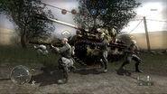 Panzer IV mutiplayer CoD3
