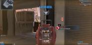 Ray Gun Iron Sights Ray Gun Only Mode CoDO