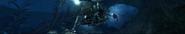 Enemy vessel Into the Deep CODG