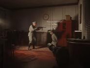 Fischer interrogated by Gestapo WWII