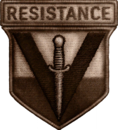 Resistance Division Bronze WWII