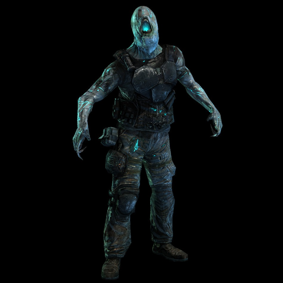 Cyborg Zombie | Call of Duty Wiki | FANDOM powered by Wikia