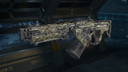Dingo Gunsmith Model Jungle Tech Camouflage BO3