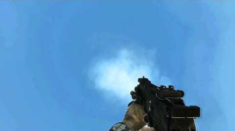 MP7 Demonstration - Modern Warfare 3