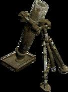 Mortar model CoD2