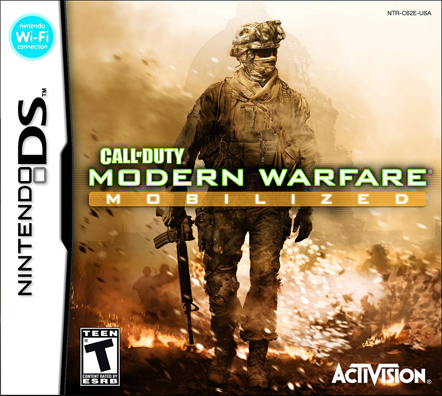 COD-MW Mobilized