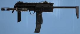 MP7 model CoDO
