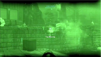 Night Vision Turret BOII