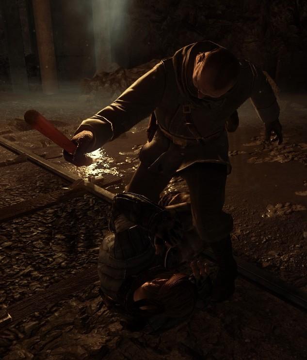 Prison Guard beating up Reznov-1-