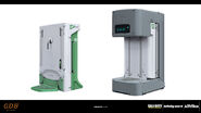 Water dispenser concept 1 IW