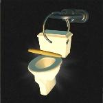 Туалетный конфуз иконка