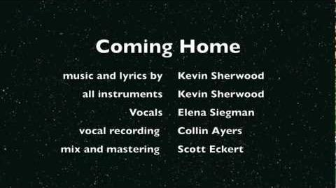 Coming Home Elena Siegman Call of Duty Black Ops - Moon Easter Egg song Kevin Sherwood