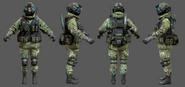North korean soldier1 by luxox18