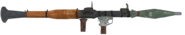 RPG-7 3rd person MW2