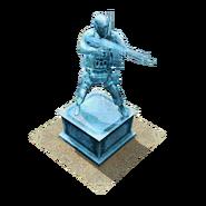 Statue Ghost menu icon CoDH