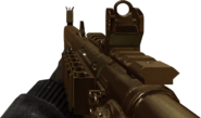 AA-12 Gold Camouflage MW3