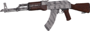 AK-47 Winter Tiger MWR