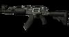 AK-47 ikona menu mw3