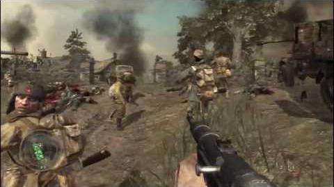 Call of Duty World at War - Campaign - Their Land, Their Blood