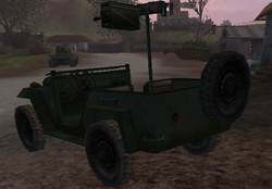 Gaz-67b Rear UO