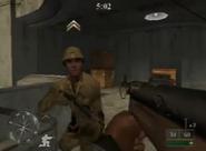 Itallian Soldier in Gela BRO