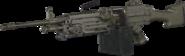 M249 SAW O.D. Green MWR
