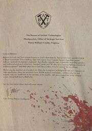 BAT WIrvingHankRideauLetter Zombies WWII