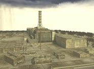 Chernobyl Power Plant 4 Vacant MW2