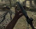 Gewehr 43 Rifle Grenade loading WaW