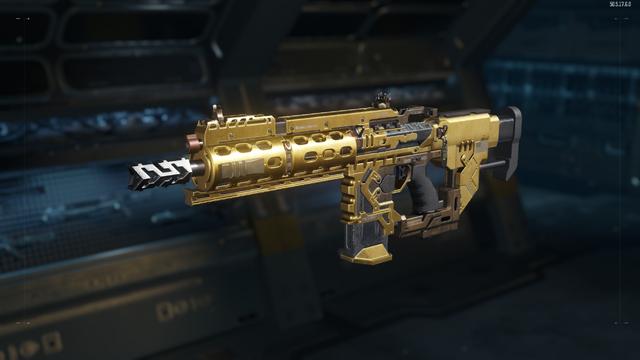 File:HVK-30 Gunsmith Model Gold Camouflage BO3.png
