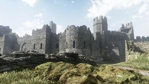 Stonehaven Old Castle CODG
