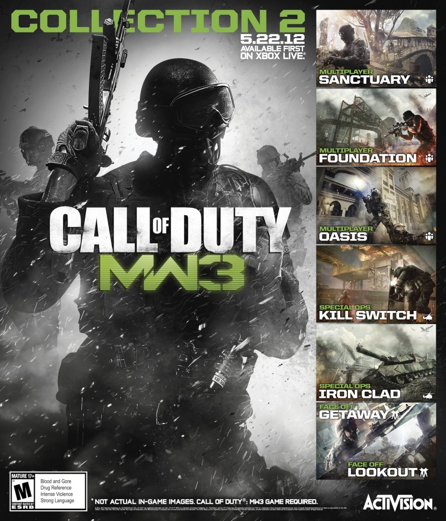 Content Collection 2 Call Of Duty Wiki Fandom