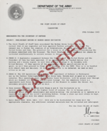 Memo29October1963 Classified Zombies BO4
