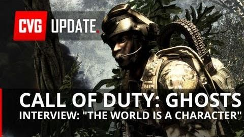 N7/Call of Duty: Ghosts: Interview with Mark Rubin