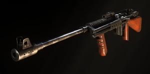 NZ-41 Model WWII
