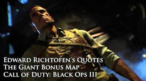 "The Giant - Edward Richtofen's quotes sound files (Black Ops III ""The Giant"" DLC)"