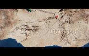 Urzikstan Overhead Map MW2019