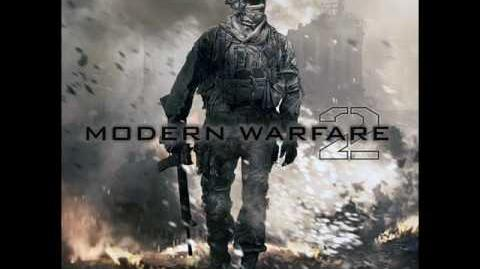 Modern Warfare 2 Official Soundtrack - 16) Protocol (Boat Ride)