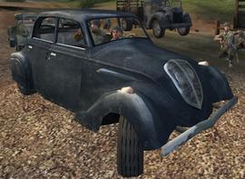 Peugeot 202 CoD